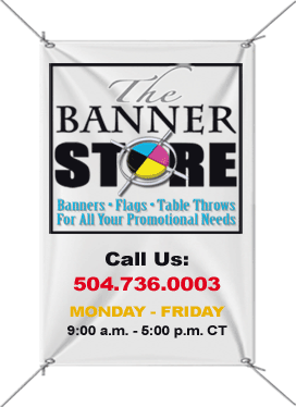 The Banner Store Logo